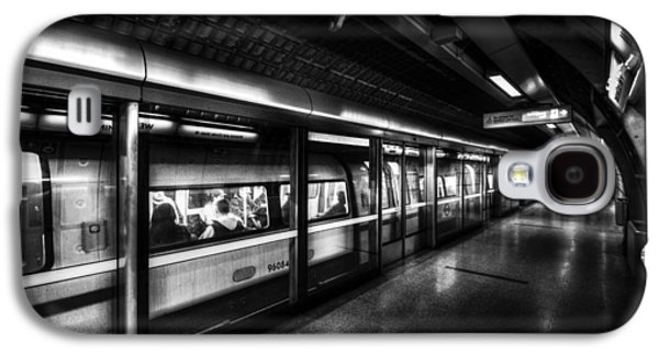 The Underground System Galaxy S4 Case by David Pyatt