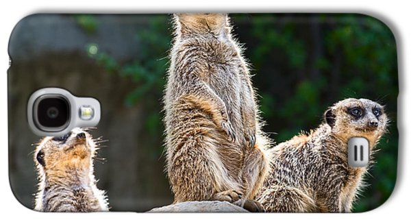 Three's Company Galaxy S4 Case by Jamie Pham