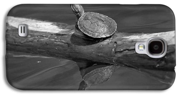 Slider Photographs Galaxy S4 Cases - Tiny Slider Galaxy S4 Case by Leonardo Valente