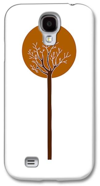 Tree Galaxy S4 Case by Frank Tschakert