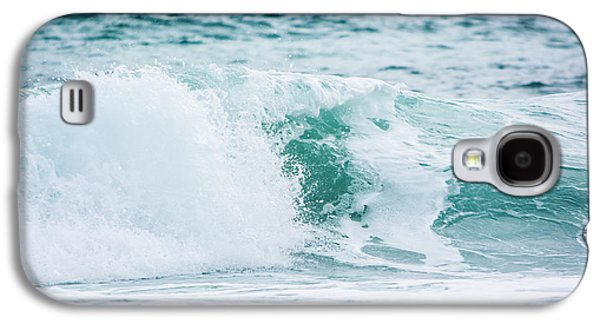 Turquoise Waters Galaxy S4 Case by Shelby  Young