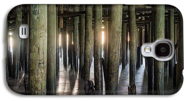 Under The Boardwalk Galaxy S4 Case by Kristopher Schoenleber
