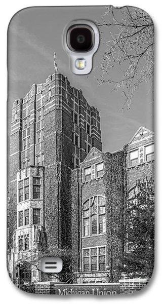 University Of Michigan Union Galaxy S4 Case by University Icons