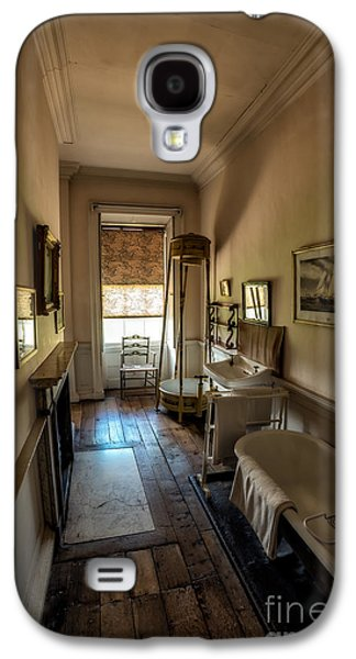 Shower Digital Galaxy S4 Cases - Victorian Bathroom Galaxy S4 Case by Adrian Evans