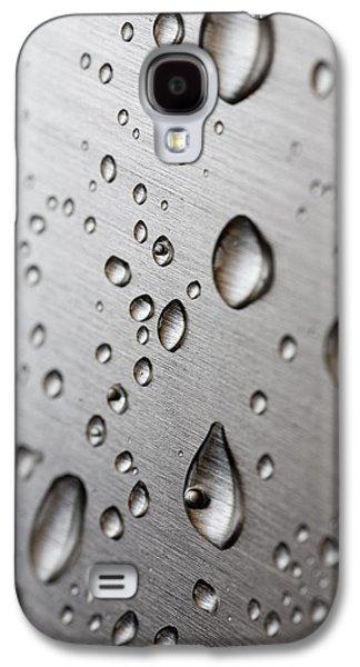 Water Drops Galaxy S4 Case by Frank Tschakert