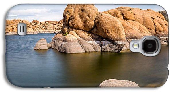 Watson Lake Galaxy S4 Case by Jon Manjeot
