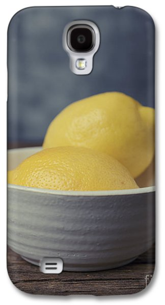 When Life Gives You Lemons Galaxy S4 Case by Edward Fielding