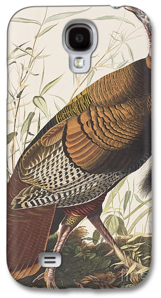 Wild Turkey Galaxy S4 Case by John James Audubon