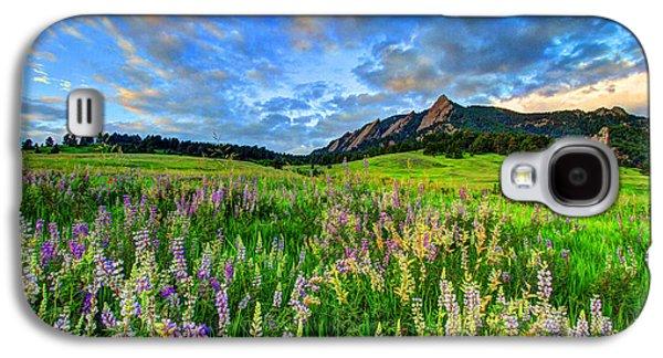 Wildflower Wonder Galaxy S4 Case by Scott Mahon