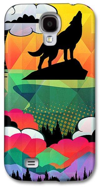 Spiritualism Galaxy S4 Cases - Dod  Galaxy S4 Case by Mark Ashkenazi