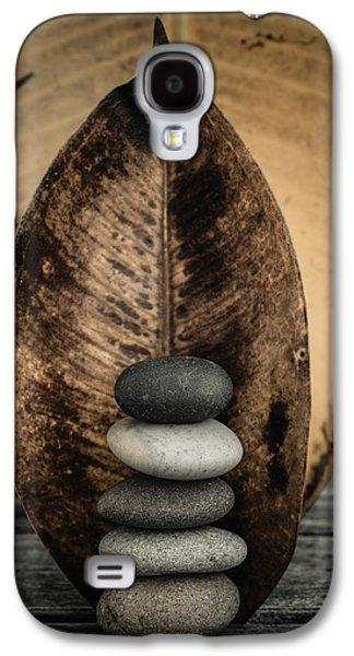 Zen Stones II Galaxy S4 Case by Marco Oliveira