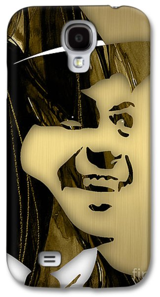Frank Sinatra Collection Galaxy S4 Case by Marvin Blaine