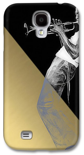 Miles Davis Collection Galaxy S4 Case by Marvin Blaine