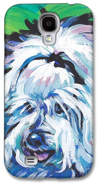 Coton Galaxy S4 Cases - 100 Per Cent Cotton Galaxy S4 Case by Lea