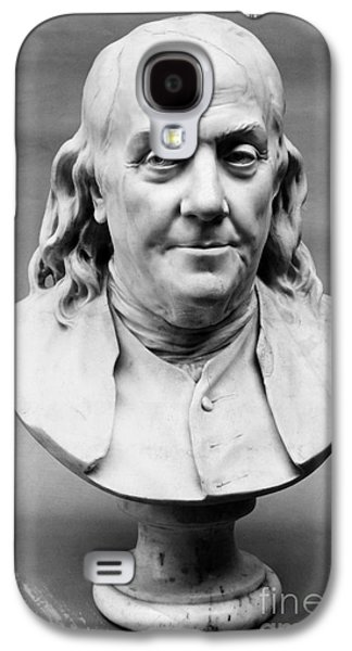 Benjamin Franklin (1706-1790) Galaxy S4 Case by Granger