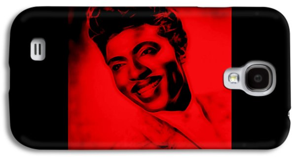Little Richard Collection Galaxy S4 Case by Marvin Blaine