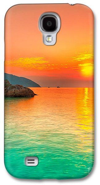 Recently Sold -  - Fantasy Photographs Galaxy S4 Cases - Sunset Galaxy S4 Case by MotHaiBaPhoto Prints