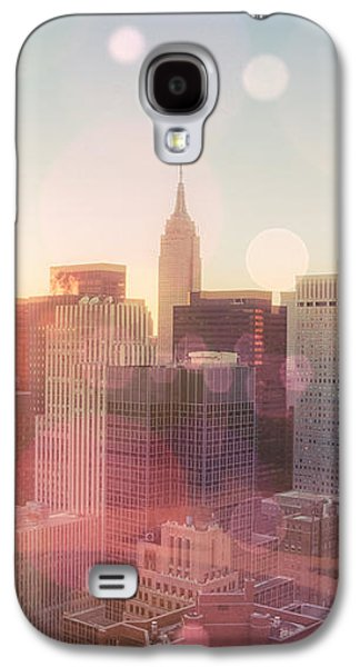 Sun Galaxy S4 Cases - New York City Galaxy S4 Case by Vivienne Gucwa