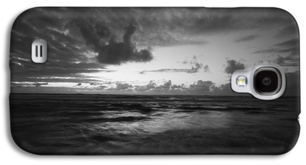 Abstract Nature Galaxy S4 Cases - Ocean Galaxy S4 Case by Yaniv Eitan