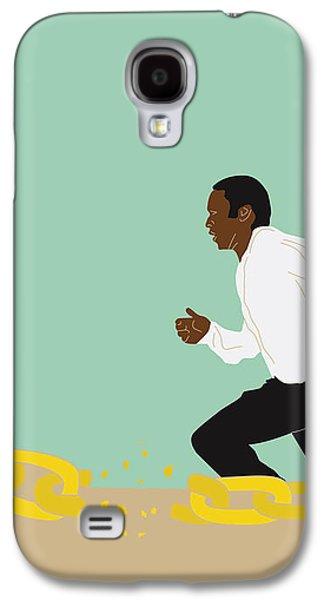 Slavery Galaxy S4 Cases - 12 Years A Slave Galaxy S4 Case by Gabriele Bracchi