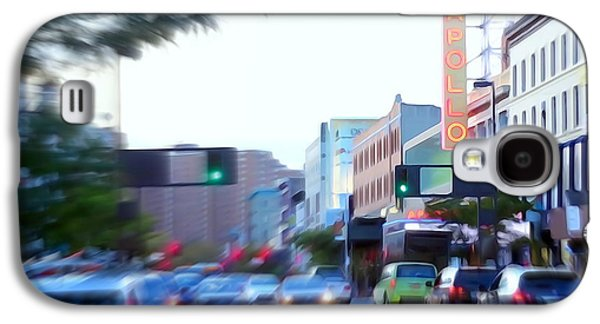 125th Street Harlem Nyc Galaxy S4 Case by Ed Weidman