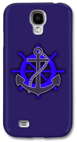 Nautical Collection Galaxy S4 Case by Marvin Blaine
