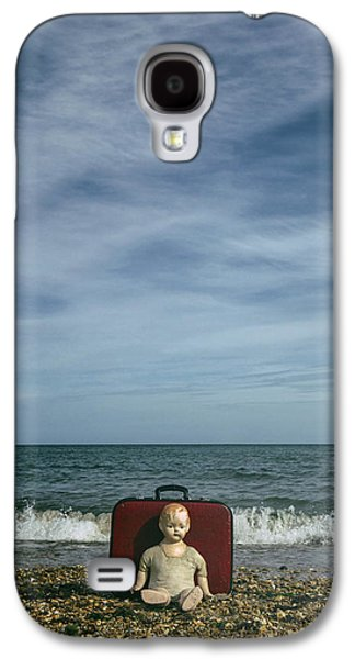 Doll Galaxy S4 Cases - Waiting Galaxy S4 Case by Joana Kruse