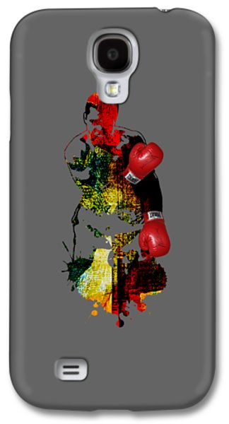Muhammad Ali Collection Galaxy S4 Case by Marvin Blaine