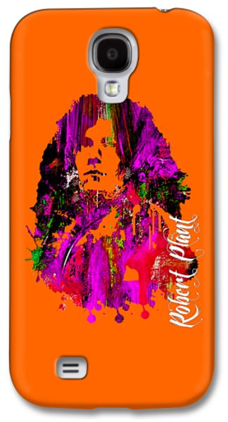 Robert Plant Collection Galaxy S4 Case by Marvin Blaine