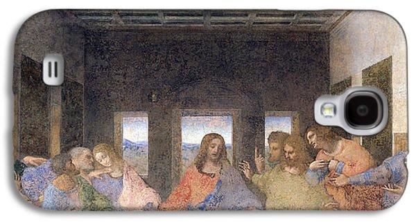 The Last Supper Galaxy S4 Case by Leonardo Da Vinci