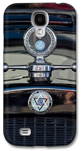 1928 Dodge Brothers Hood Ornament Galaxy S4 Case by Jill Reger