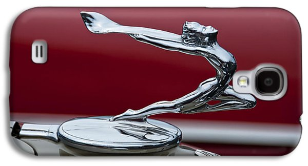 Transportation Photographs Galaxy S4 Cases - 1933 Buick Mascot Galaxy S4 Case by Kurt Golgart