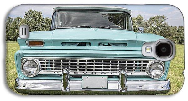 1963 Chevrolet Suburban Galaxy S4 Case by Edward Fielding