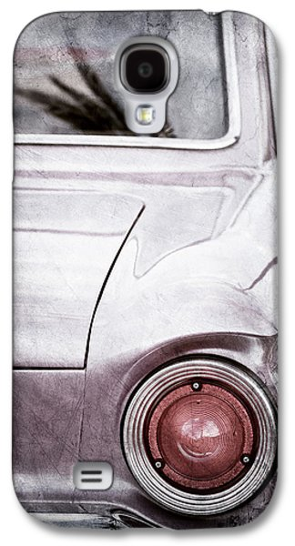 1963 Ford Falcon Taillight -0566ac Galaxy S4 Case by Jill Reger