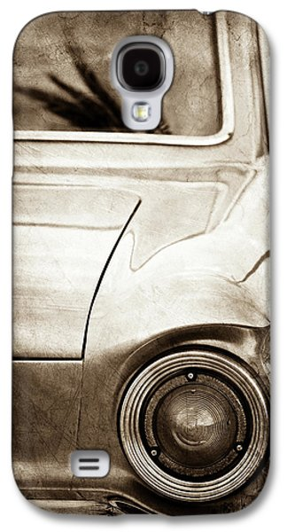 1963 Ford Falcon Taillight -0566s Galaxy S4 Case by Jill Reger