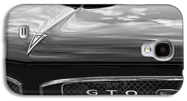 Tempest Galaxy S4 Cases - 1967 Pontiac GTO Galaxy S4 Case by Gordon Dean II