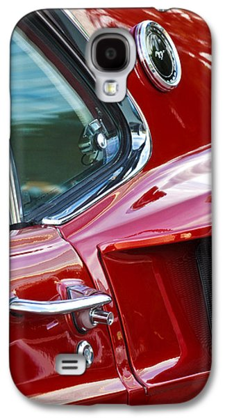 1969 Ford Mustang Mach 1 Side Scoop Galaxy S4 Case by Jill Reger