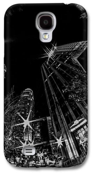 1st January, 2014, Charlotte, Nc, Usa - Nightlife Around Charlot Galaxy S4 Case by Alexandr Grichenko