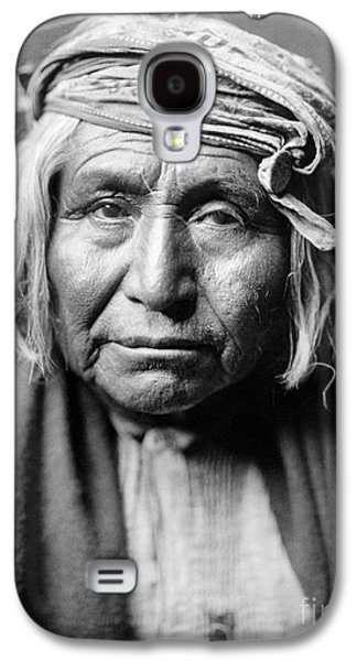Apache Man, C1906 Galaxy S4 Case by Granger