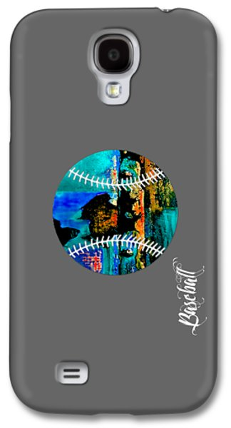 Baseball Collection Galaxy S4 Case by Marvin Blaine