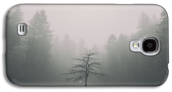Contemplative Photographs Galaxy S4 Cases - Being centered Galaxy S4 Case by Kunal Mehra