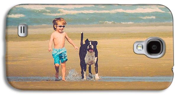 Best Friends Galaxy S4 Case by Wim Lanclus