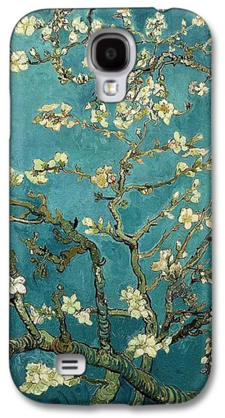 Blossoming Almond Tree Galaxy S4 Case by Vincent Van Gogh