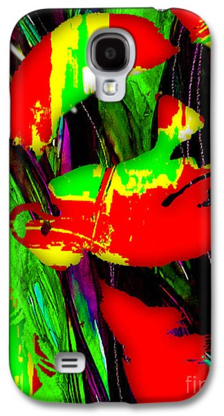 Bono Collection Galaxy S4 Case by Marvin Blaine