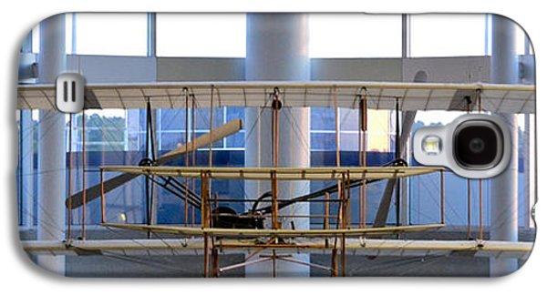 Charlotte Douglas International Airport Galaxy S4 Case by David Oppenheimer