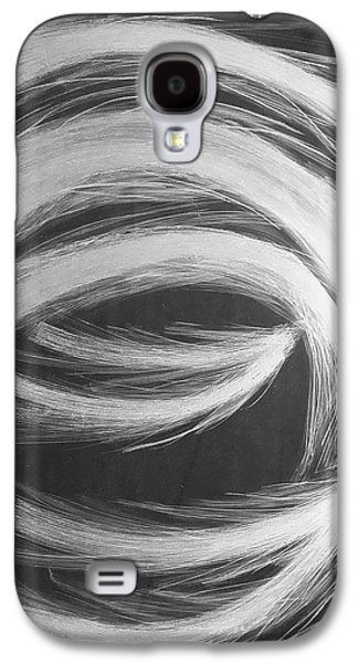 Contemporary Art Glass Art Galaxy S4 Cases - Claw Galaxy S4 Case by Robert Zeman