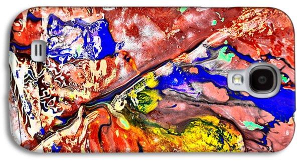 Abstract Digital Photographs Galaxy S4 Cases - Colore Galaxy S4 Case by Beto Machado