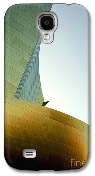Metal Sheet Galaxy S4 Cases - Disney Concert Hall 6 Galaxy S4 Case by Micah May