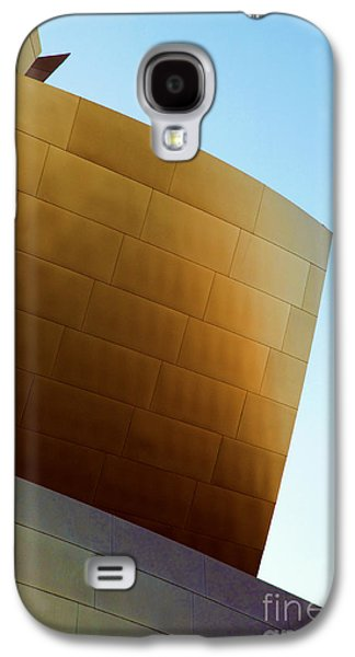 Metal Sheet Galaxy S4 Cases - Disney Concert Hall 7 Galaxy S4 Case by Micah May