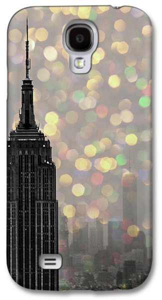 Empire State Galaxy S4 Case by Martin Newman